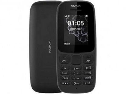 Picture of NOKIA 105 DS 2019 Black